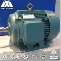 YGM/YR Series(IP44) TEFC Squirrel Cage Energy saving AC motor