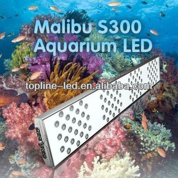 New Malibu S200 4ft fresh water led aquarium light