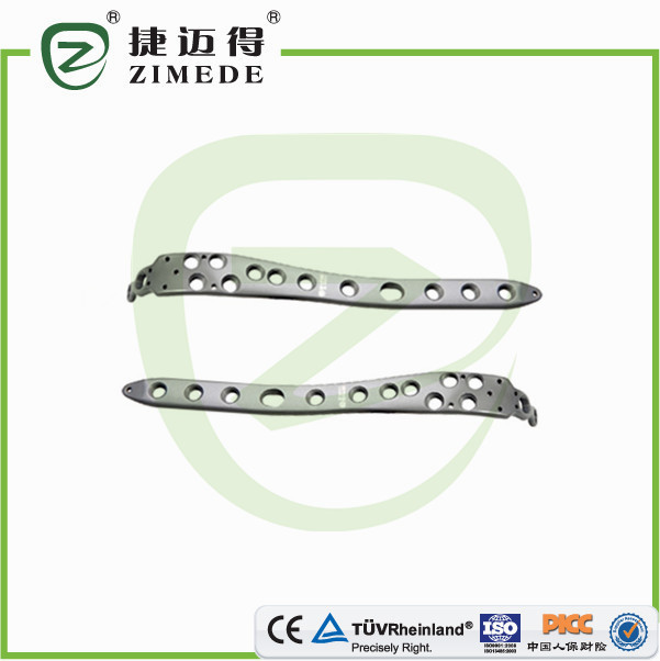 Ulna Oleacranon locking plate orthopedic prosthesis