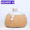 2016 Candy pot shaped cheap prefab cat house enclosed dog bed