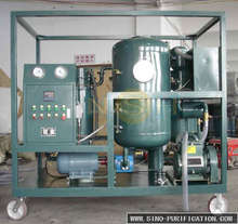 International Advanced Processing Section Lubricating Oil Regeneration Purifier System