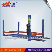 four post car jack lifter with CE
