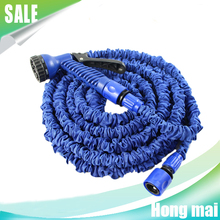 Plastic expendable agricultural spray nozzles for hose garden use/water magic hose with 8 funtion as seen on TV 2016