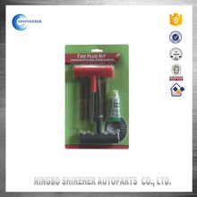 Auto Tire Puncture Tools Repair And Maintenance Package Kit For Car Motorcycle Wheels