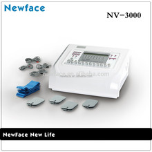 NV-3000 Body Shape electrostimulation ems muscle stimulator machine for weight loss slimming