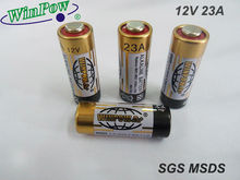good price 12volt 23a battery alkaline dry cells from Pro manufacturer
