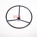 pipe spokes OVERHEIGHT welding handwheel with diameter of 300mm/cranked handles manufacturers