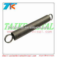 tension toy spring Galvanized Steel Extention Spring with hook