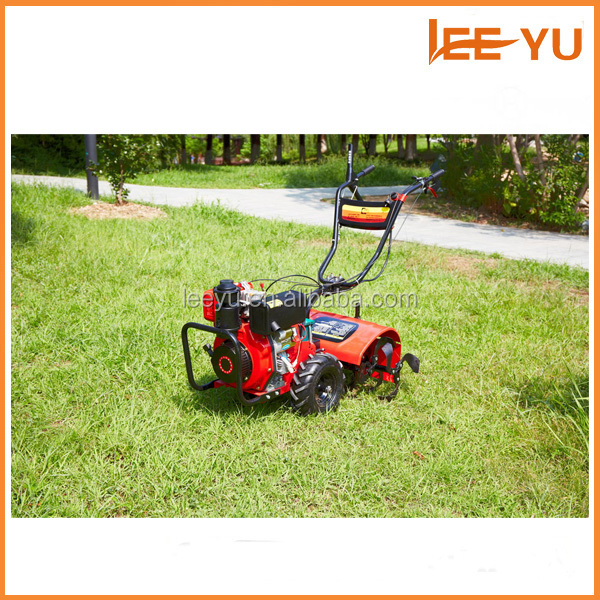 Wholesale mini tiller cultivator 170F 186F 186FA 188FA diesel engine tiller 7hp power tiller cultivator