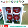 Seamless and reusable Type 2 gas cylinder new cng cylinder 85l for gas station use