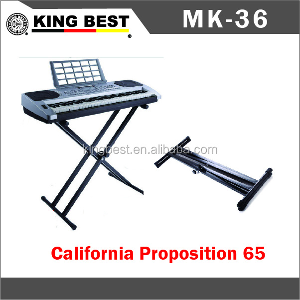 KINGBEST Keyboard stand / Instrument Music Stand /electronic keyboard stand / musical instrument stand / X Keyboard Stand
