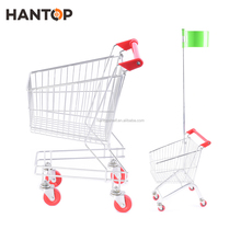 Funky Supermarket Children Shopping Cart Trolley HAN-AS20 4252