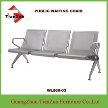Cheap Steel Airport Waiting Chair for station-Public Furniture