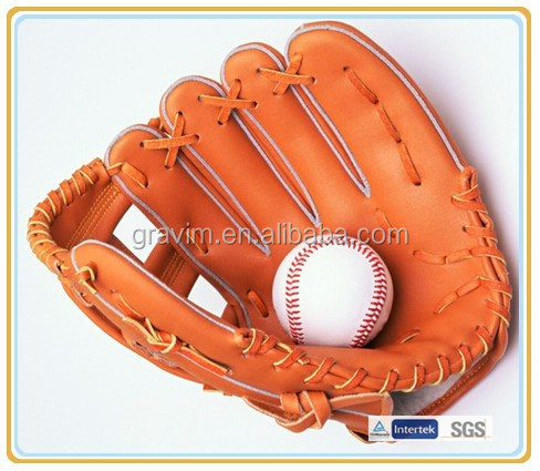Brown Leather Baseball Gloves Supplier