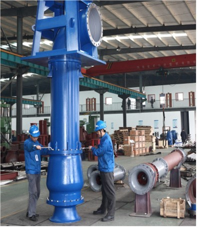 Long Shaft Vertical Turbine Pump From China