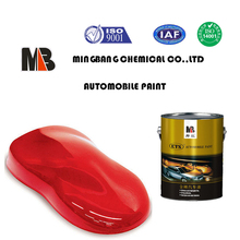 1k base coat metallic solvent base auto paint