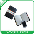 2014 DIY PVC/PU Leather cover SOFT&HARD notebook with lines on WYVERN