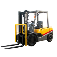 2000kg chinese diesel Forklift Truck manitou forklift For Sale In Dubai