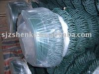 pvc coated chain link fence,diamond mesh