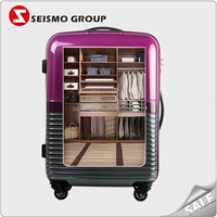 travel case for files high quality luggage