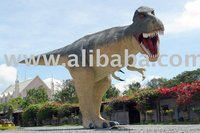 T-Rex (6 Meters High ) Lifesize Dinosaur Replicas Sculptures