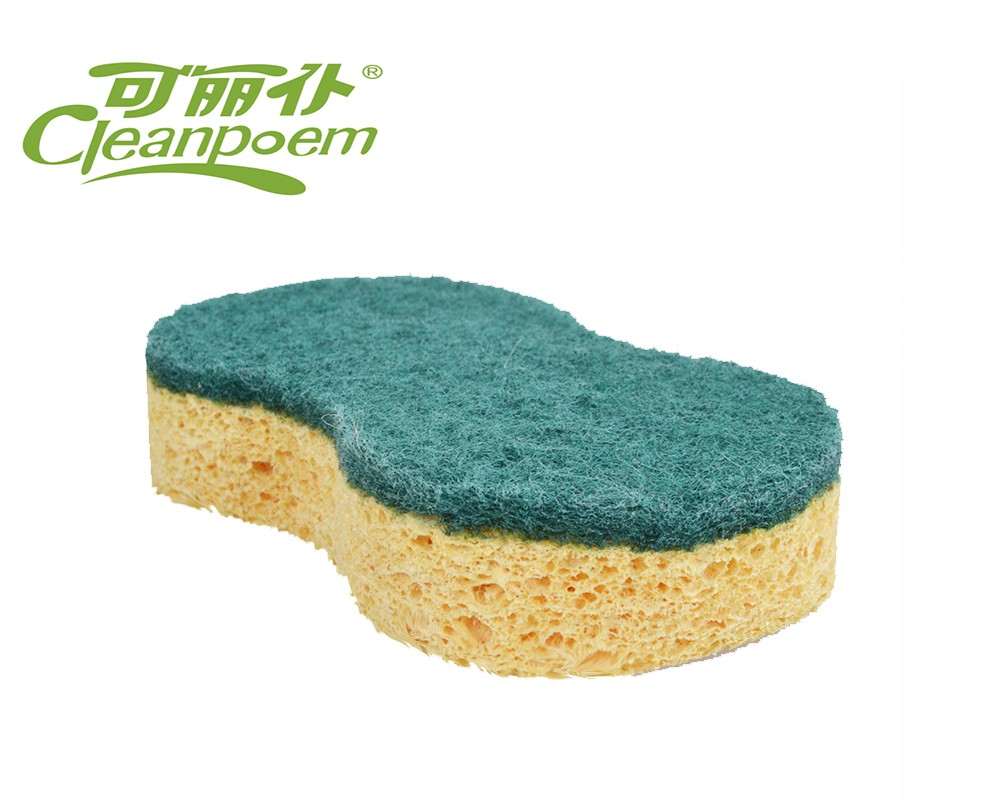 cellulose sponge for kitchen cleaning