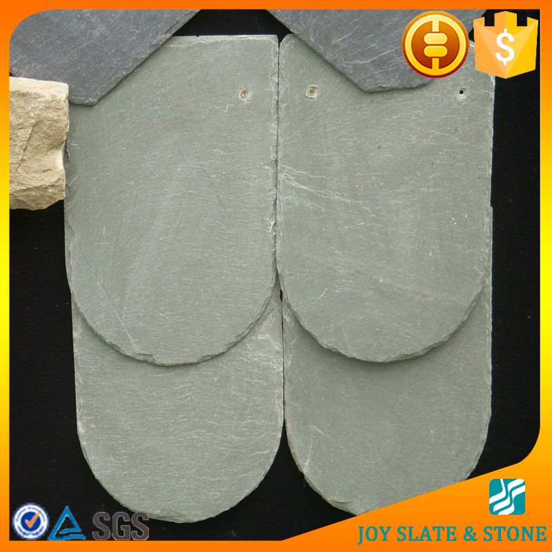 China factory slate green spanish roof tile