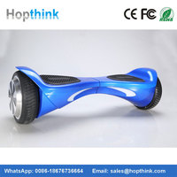 2016 smart balance wheel hoverboard electric scooter with bluetooth speaker