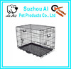 Folding Pet Puppy Metal Dog Crate Kennel