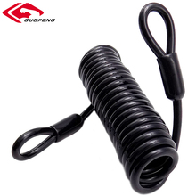 Customized PVC Coated 7x7 Steel Wire Rope Spring Tether Coil Tool Lanyard with High Quality