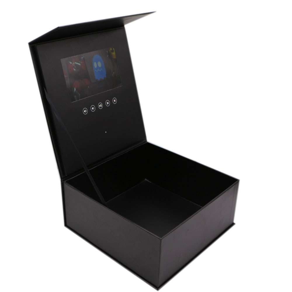 video brochure business gift lcd video box