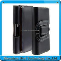 Men's PU Leather Mobile Phone Holder Pouch for iphone 5/5s/4