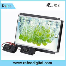 17 inch lcd wall digital signage display screen sample of advertisement product