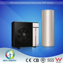 china top ten selling products european inverter mini split split heating and hot water pump