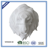 Lion animal head for home decoration