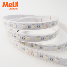 CCT adjustable high quality SMD5050 rgbw led light strip