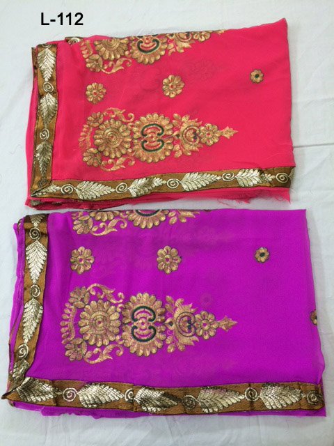 Pink and purple Indian sari blouse for stitching with price