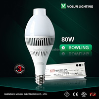 Lighting led Perfect Replacement of 400W HPS ML CFL E39 E40 80W with external driver led street light,driver led high bay