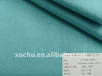 Solid Single Jersey Fabric Viscose Spandex Elastic Fabric