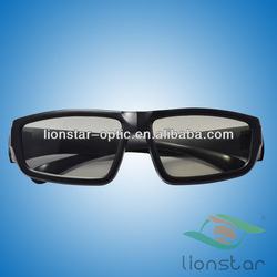 Cool recycled 3d polarized film glasses