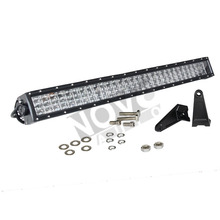 "4x4 Accessories 30"" 240w Off Road Light Bar For GMC Jeep"