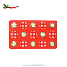 Vertical Farm Used Full Spectrum 3 Switches 11 Band 2000W LED Grow Light For Herbs/Tomato Growing