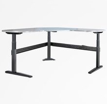 height adjustable electric desks tables with memory function