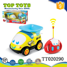 2017 new fair lovely remote control car toy truck