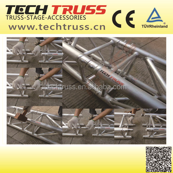 indoor Aluminium Exhibtion Truss Stand System