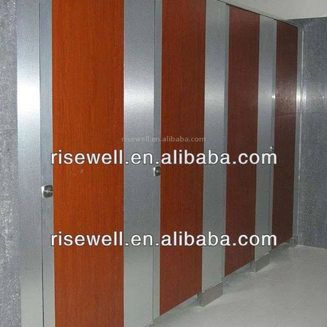custom size shower toilet cubicles