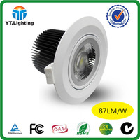 HOT SALE! 2014 NEW Dimmable 20W COB Downlight LED 3000K 5000K 6000K Available