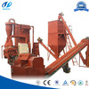automatic copper wire recycling machine/Scrap wire stripping machine/waste wire peeling machine