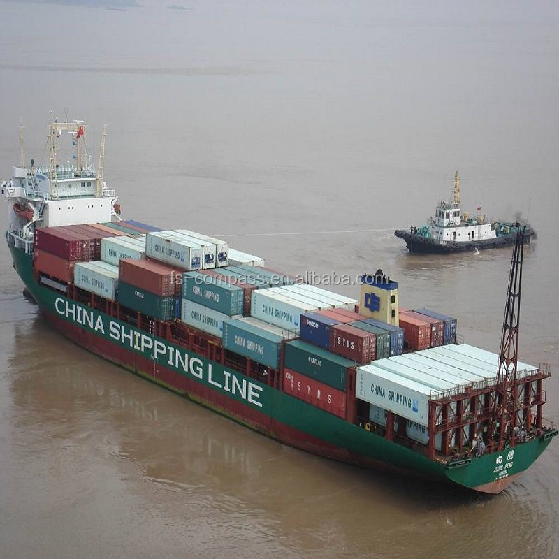 Sea Shipping From China to La Paz, Bolivia