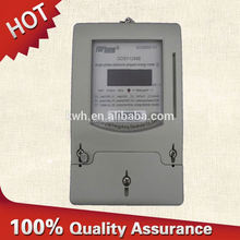 Bi-direction Electric measurement prepaid energy meter system